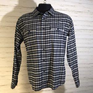 EXC! Patagonia Soft Organic Cotton Shirt Size M